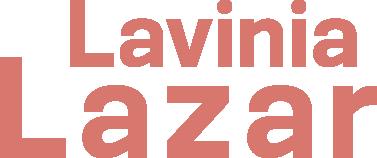 Lavinia Lazar Logo